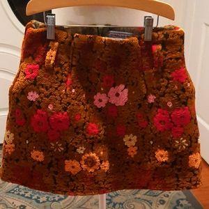New Kimchi Blue Austin Skirt